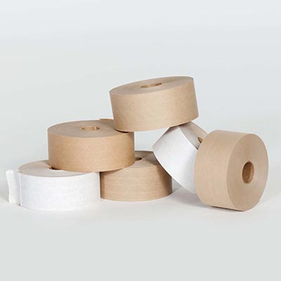 Reinforced Paper Tapes